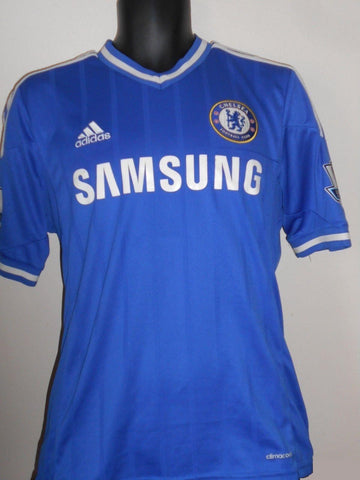 Chelsea 2013-2014 home football shirt Medium Mens. TORRES 9 MA648