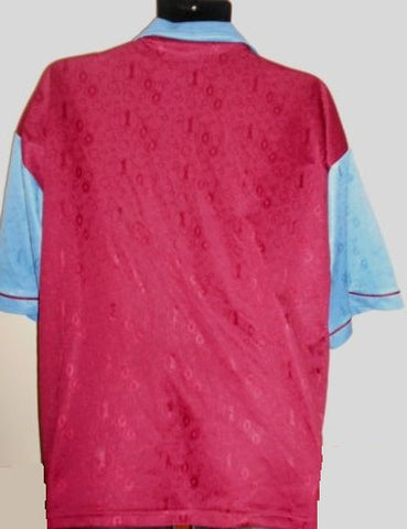 West Ham United Home Shirt (1995/1997) large men's MA719