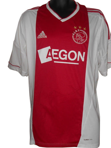 Ajax 2012-13 home shirt XL Mens #S765.-Classic Clothing Crib
