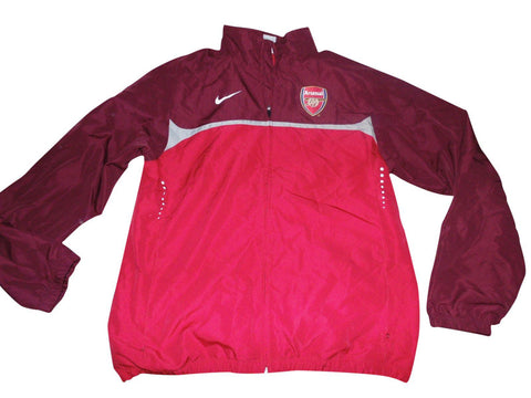 Arsenal 2006 players tracksuit jacket, Highbury xl mens Nike