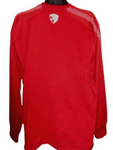 Arsenal training long sleeves shirt xl mens #S889-Classic Clothing Crib
