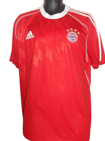Bayern Munich 2013-14 home shirt XL Mens #S760.-Classic Clothing Crib