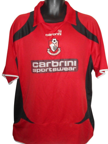 AFC Bournemouth 2008-10 home shirt XXXL mens 3XL #S840.-Classic Clothing Crib