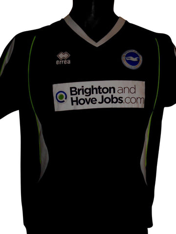 Brighton & Hove Albion 2011-12 Away shirt medium mens size 40 #S839.