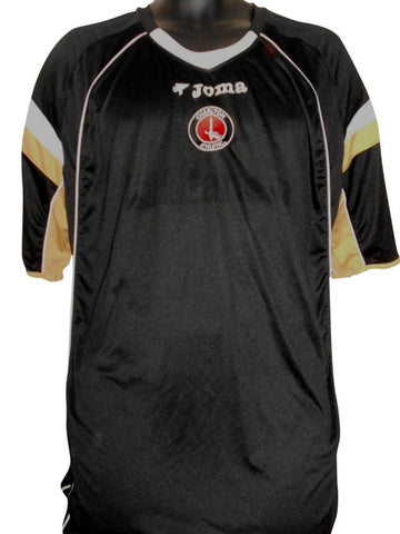 Charlton Athletic 2006-07 Away shirt XXL mens  #S639.