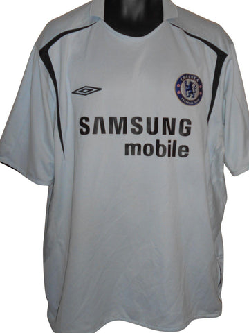Chelsea 2005-06 away shirt XXL mens #S820.