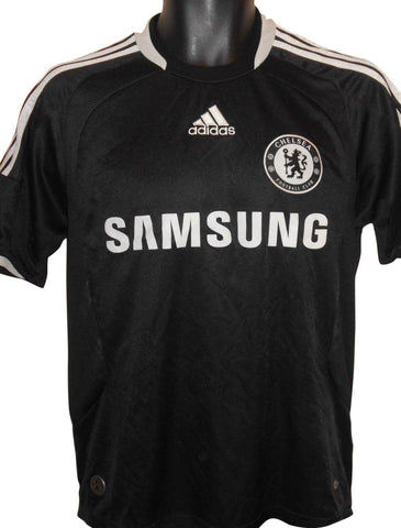 Chelsea 2008-09 away shirt small mens #S821.