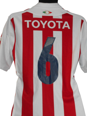 Chivas USA 2012-13 Home shirt Small Mens #S385.