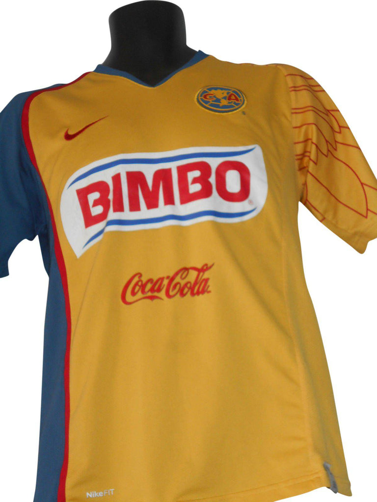 1705f92c11 Club America 2007-08 Home shirt Small Mens  S384. - Classic Clothing Crib