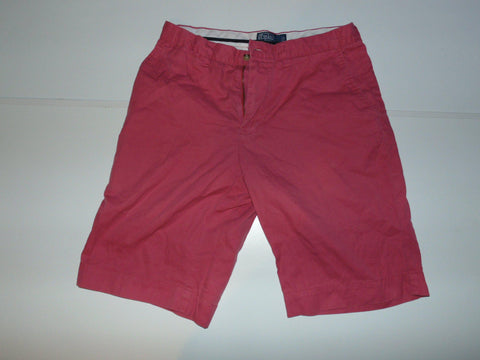 "Ralph Lauren pink chino shorts - 30"" mens #VS005-Classic Clothing Crib"