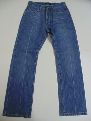 "Burberry London blue denim jeans w 32"" regular x L 32"" mens DLB036-Classic Clothing Crib"
