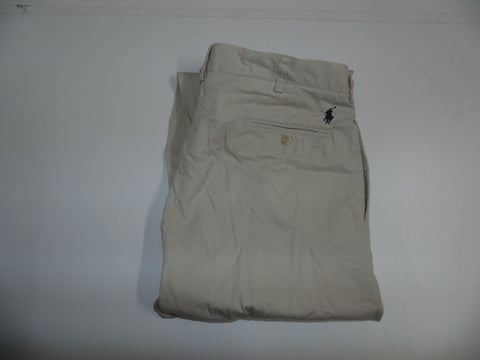 "Ralph Lauren Polo Ethan Pant beige chino jeans w 34"" x L 34"" mens DLB1001"