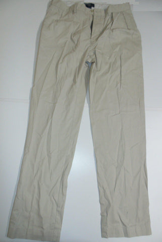 "Ralph Lauren Polo Ethan Pant beige chino jeans w 34"" x L 34"" mens DLB1006"