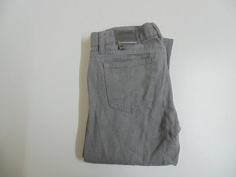 "Ladies Ralph Lauren grey cotton jeans W 28"" x L 30"" #B3431"