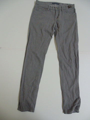 "Ladies Ralph Lauren grey cotton jeans W 28"" x L 30"" #B3436"
