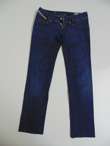 "Diesel Matic dark blue denim jeans W 26"" x L 28"" Ladies WASH 008RR_STRETCH DLB3346"