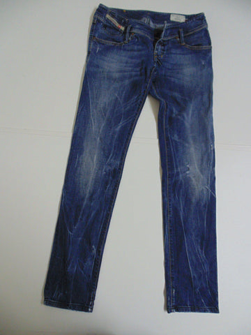 "Diesel Matic dark blue denim jeans W 29"" x L 32"" Ladies WASH 008SV_STRETCH DLB3326"
