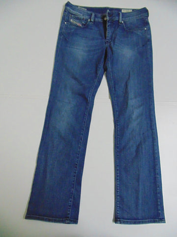 "Diesel Ronhary blue denim jeans W 32"" x L 30"" Ladies WASH 008IG_STRETCH DLB330-Classic Clothing Crib"