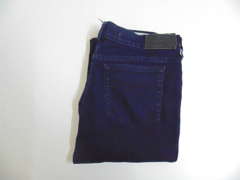 "Ladies Diesel Bootzee indigo dark blue denim jeans W 30"" x L 30"" stretch #B322-Classic Clothing Crib"