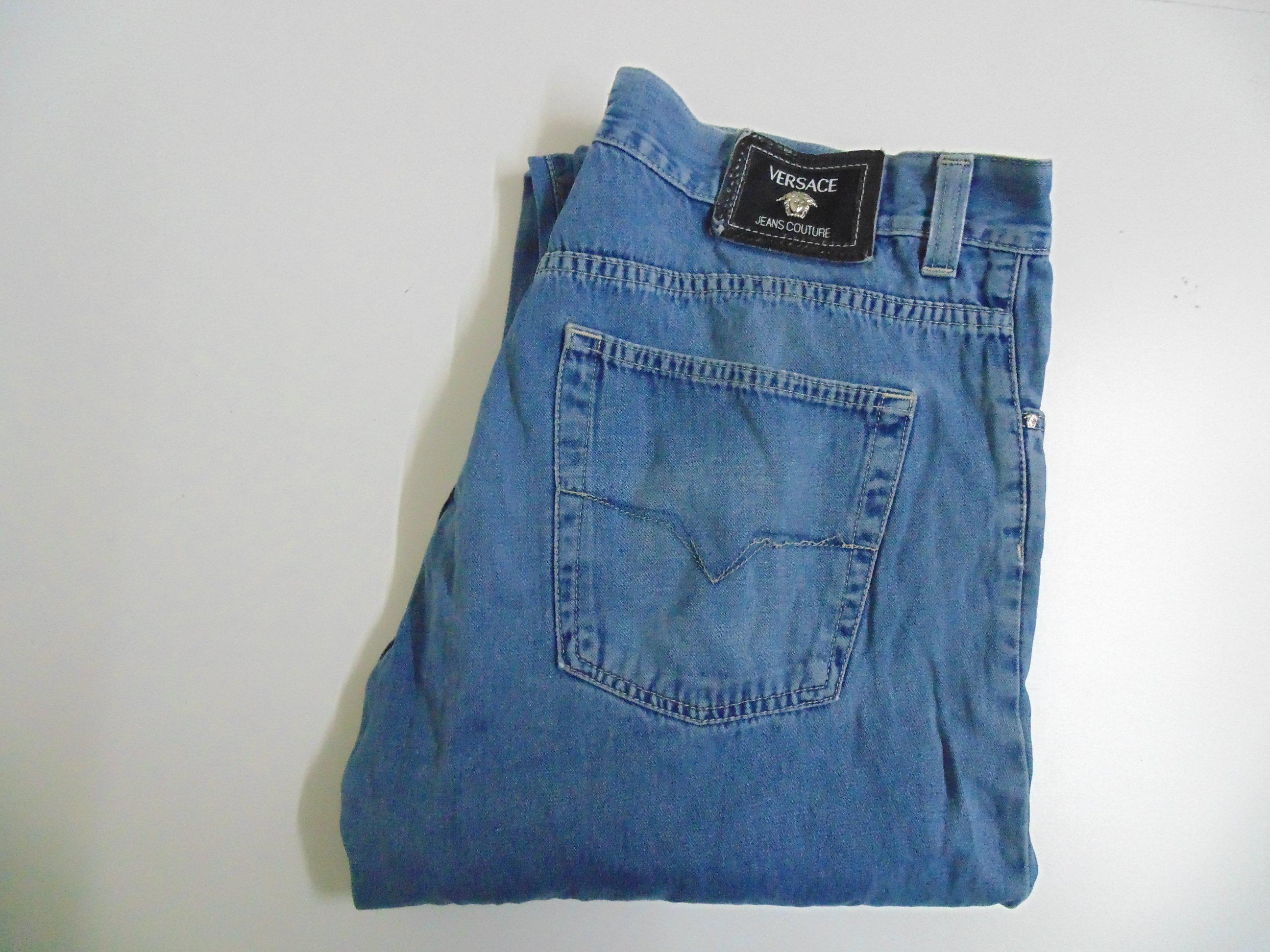 fce2f100 Vintage Versace Jeans and Shirts, Men's - Retro Online Shop - Classic  Clothing Crib
