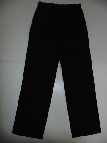 "AX Armani Exchange black trouser style jeans W 30"" x L 31"" Mens cotton DLB2786"