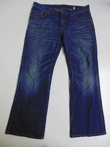 "Armani dark blue denim jeans W 38"" x L 32"" mens DLB2706"