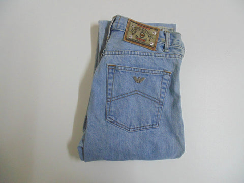 "vintage 90's Armani light blue jeans W 28"" x L 31"" mens True Blues DLB2801"
