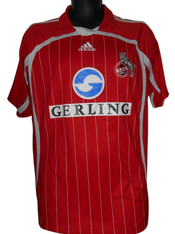 FC Koln 2006-07 Home shirt XL Mens #S662.