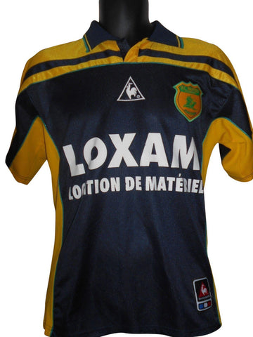 FC Nantes 2000-01 Away shirt Small Mens #S570.