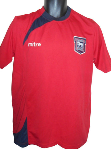 Ipswich Town 2008 training shirt Large mens #S848.