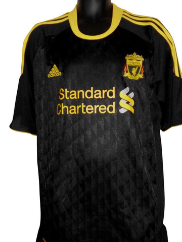 Liverpool 2010-11 3rd shirt xl mens #S724