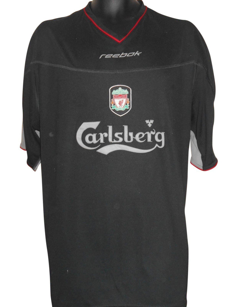 huge selection of 95fcd f3788 Liverpool 2002-03 away shirt xxl mens #S604