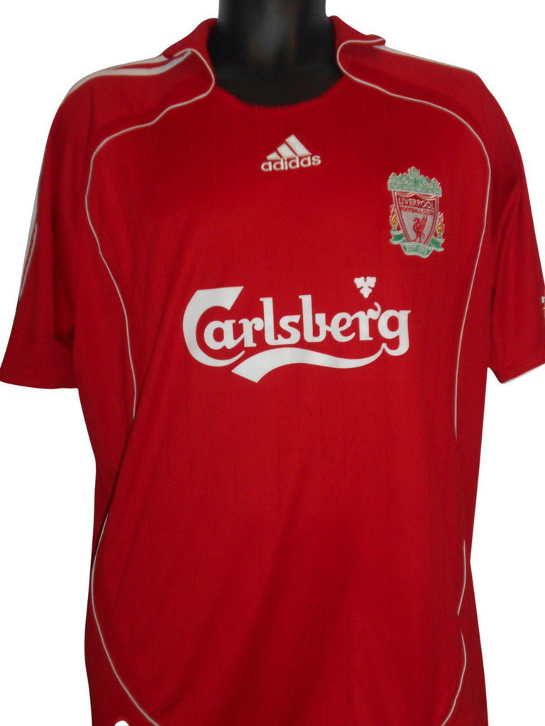 6a0d1a39d Liverpool 2006-08 home shirt Large mens TORRES 9  S203. Liverpool 2006-08  home shirt Large mens TORRES 9  S203.