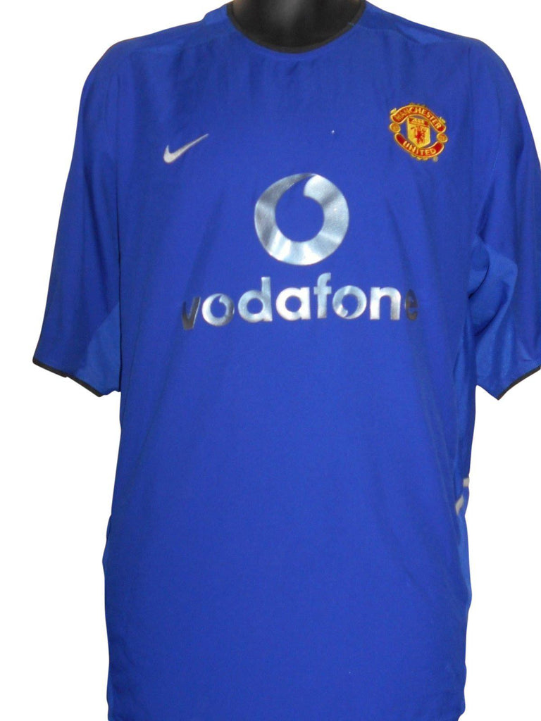 super cute 9985b 95928 Manchester United 2002-03 3rd shirt xl mens #S734.