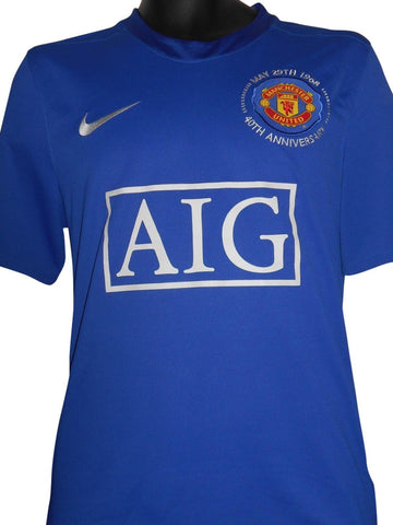 b8dde896ff3 Manchester United 1996-98 HOME shirt XL mens COLE 9  S335. - Classic ...