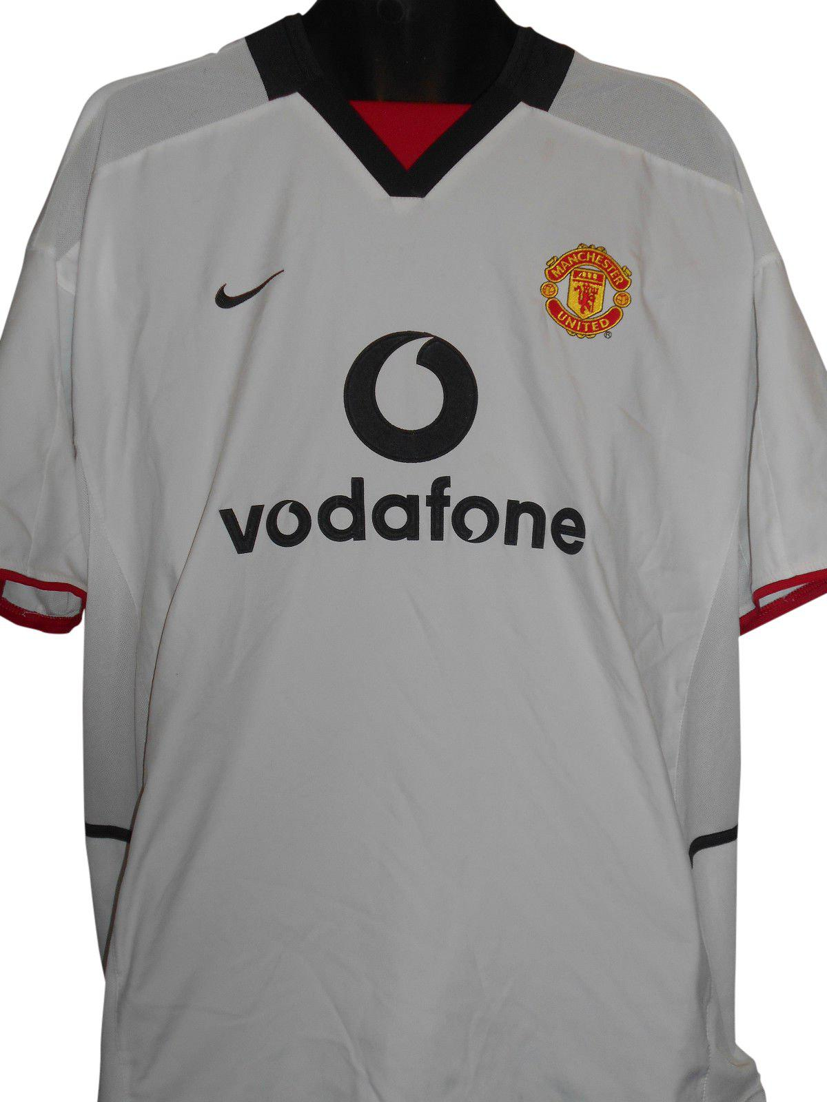 Buy used Vintage Manchester United football shirts online - Loads ...