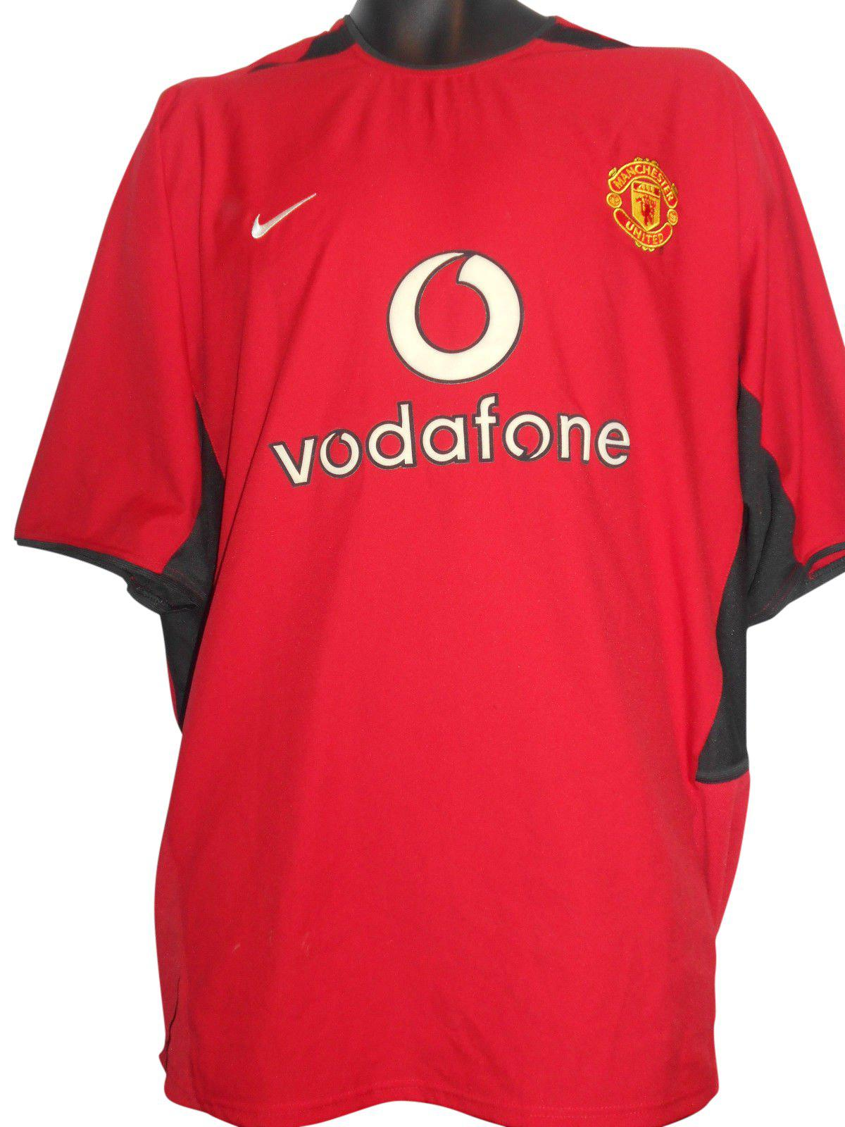 cd5306a2a Vintage Manchester United Shirt