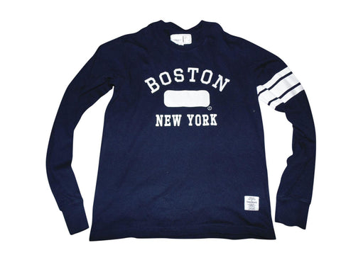 Mens Chocoolate Boston New York blue sweatshirt small - VS164.
