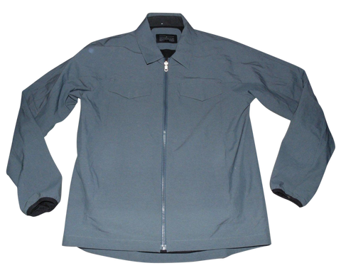 Mens Levi's Strauss grey harrington jacket - medium - VSI131.-Classic Clothing Crib
