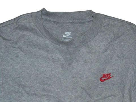 Mens Nike Air grey sweatshirt top medium - VSM171.