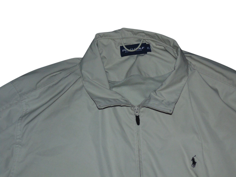Mens Ralph Lauren Golf beige Harrington bomber Jacket xl windcheater. - VSH121