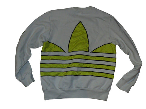 Mens Vintage Adidas Sample jumper / sweatshirt medium - VSD130-Classic Clothing Crib