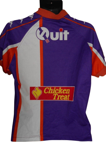 Perth Glory 2000-01 Home shirt XL Boys #S712.-Classic Clothing Crib