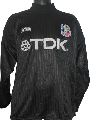 Crystal Palace 1995-96 Goalkeeper shirt Large mens #S110.-Classic Clothing Crib