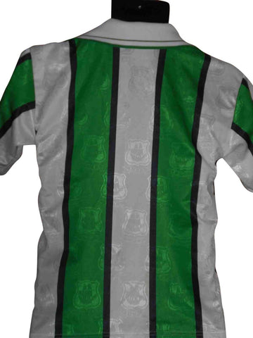 Plymouth Argyle 1996-98 home shirt XL boys #S430.-Classic Clothing Crib