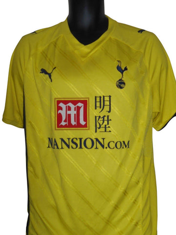 Tottenham Hotspur 2009-10 3rd shirt XL mens #S730.-Classic Clothing Crib