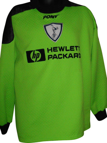 Tottenham Hotspur 1995-97 Goalkeeper shirt XL mens #S519.-Classic Clothing Crib