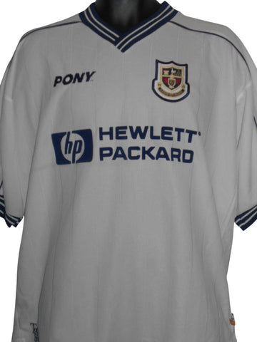 Tottenham Hotspur 1997-99 home shirt xl mens #S40.