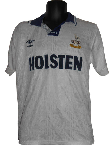 Tottenham Hotspur 1991-93 home shirt medium mens #S638.-Classic Clothing Crib