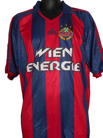 Rapid Wein 2004-06 Away shirt XL Mens #S702.